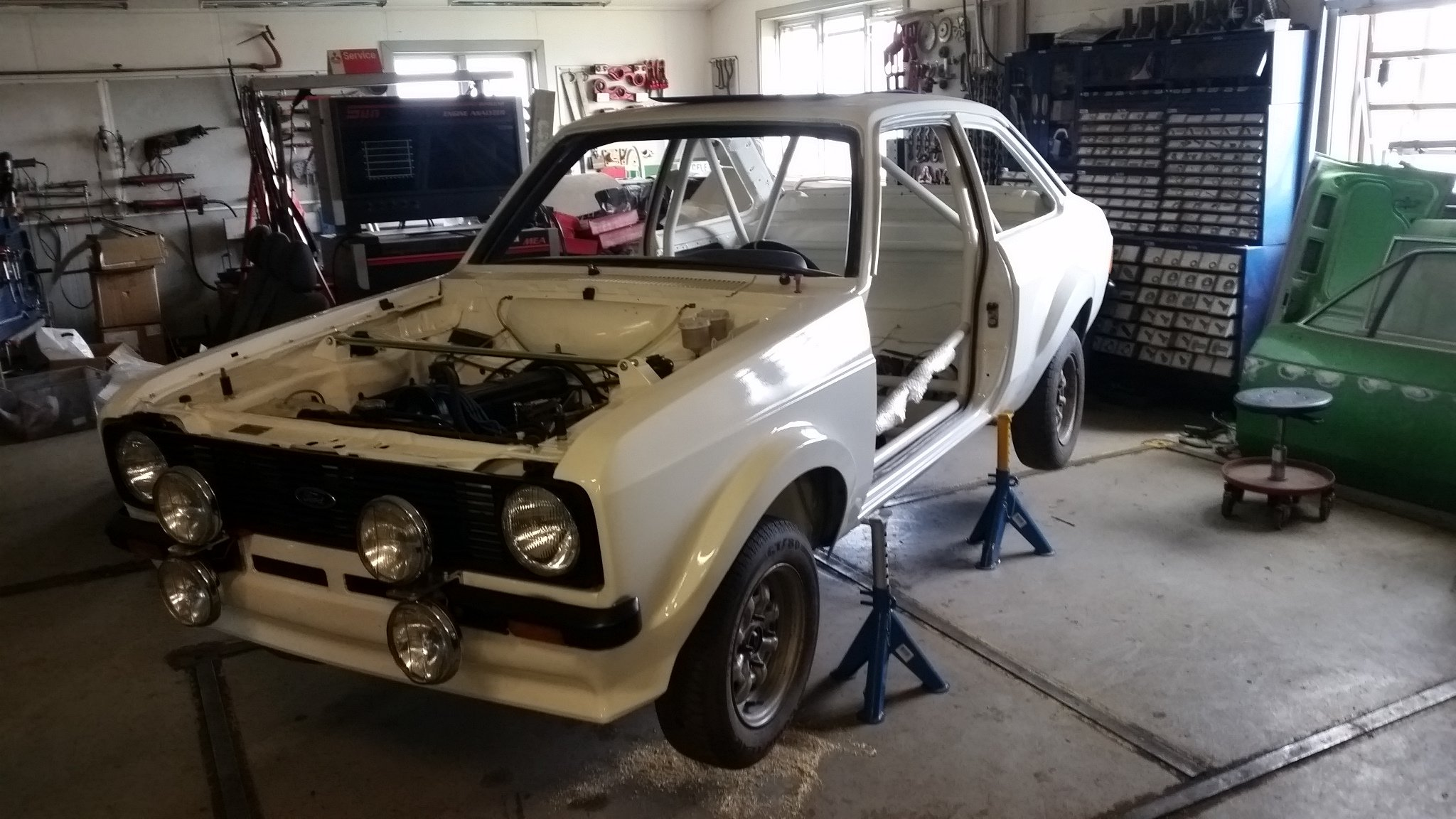 Ford Escort MK2 Rally